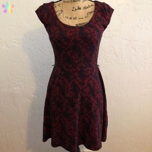 Candie's dress, with keyhole back, size medium